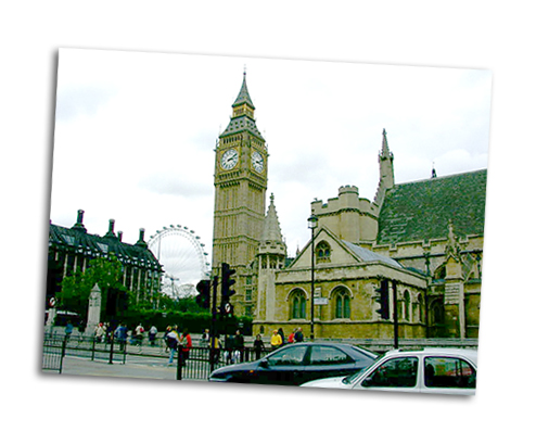 Sprachreise London BigBen