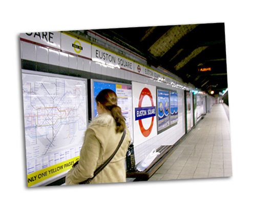 Sprachreise London Underground